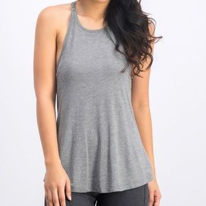 CHAMPION Duo Dry Workout Tank with Black Mesh